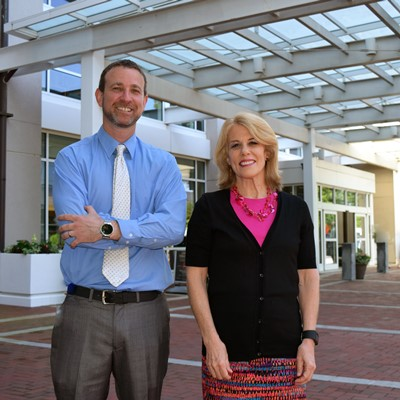 Adam Marcus, PhD and Theresa Gillespie, PhD